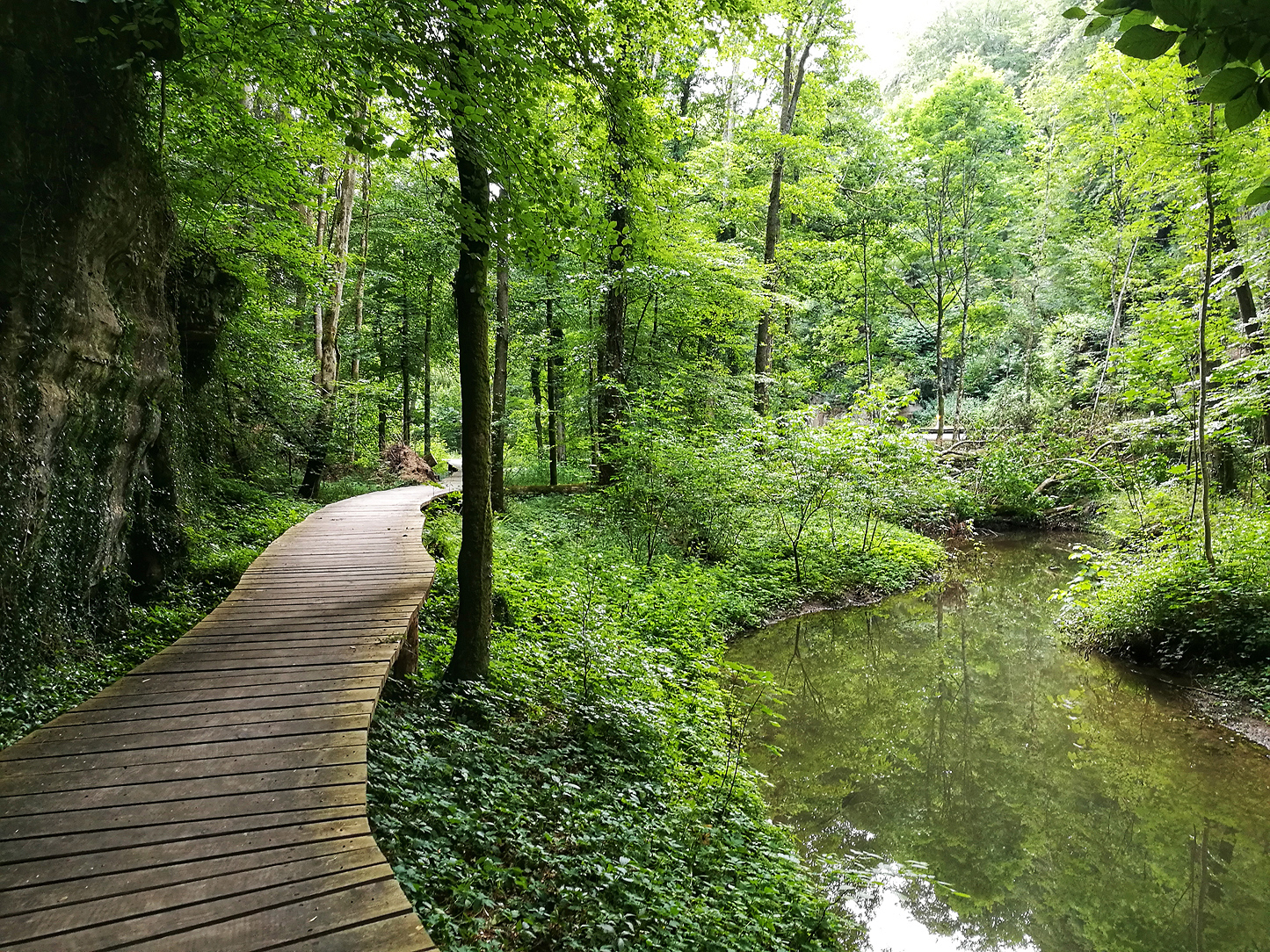 Mullerthal Trail, Luxembourg