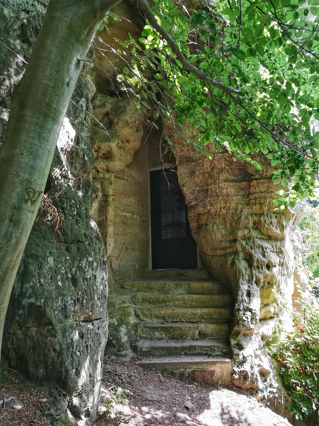 Fautefiels chapel, Luxembourg